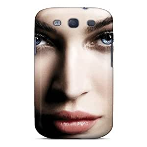 New Cute Funny Megan Foxcelebrity Case Cover/ Galaxy S3 Case Cover