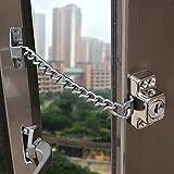 Stainless Steel Window Chain Lock Guard Door
