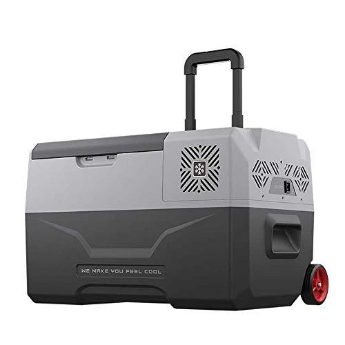Portable Refrigerator, Car Refrigerator, Dual Voltage Car Refrigerator 12V  DC for Car,Car Refrigerator Refrigeration Compressor Car Dual-use,CX30