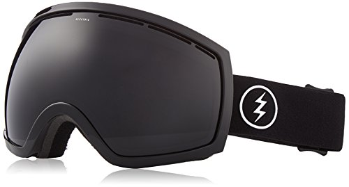 Electric Visual EG2 Gloss Black/Jet Black Snow - Eg2 Lenses Goggles Electric