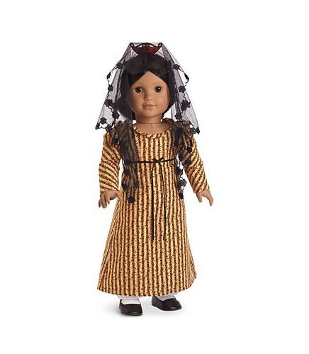 American Girl Josefina - Josefina's Holiday Gown