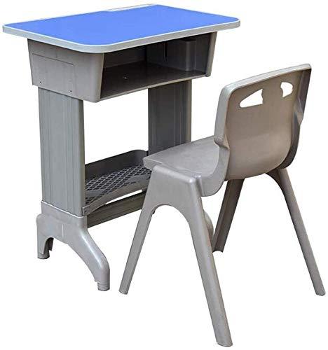 Oanzryybz Mesas de Escritorio Juego de sillas Mobiliario Escolar ...