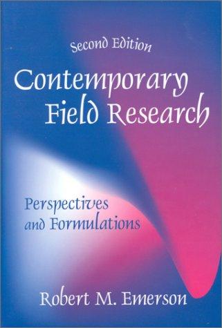 Contemporary Field Research