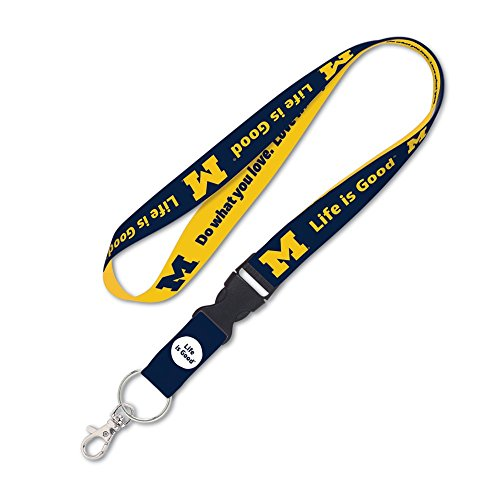 (Wincraft Michigan Wolverines Official NCAA Life is Good 1