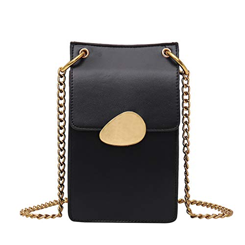 Women's Wild Chain Shoulder Bag Messenger Bag Cell Phone Bag Evening Bags Crossbody Bags Tote Bags Wallet Purse -