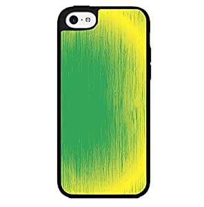 Yellow and Green Gradient Hard Snap on Phone Case (iPhone 5c)