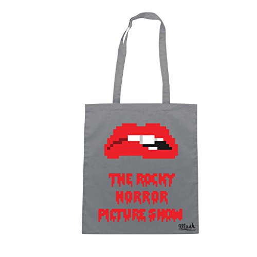 Borsa ROCKY HORROR PICTURE SHOW - Antracite - FILM by Mush Dress Your Style