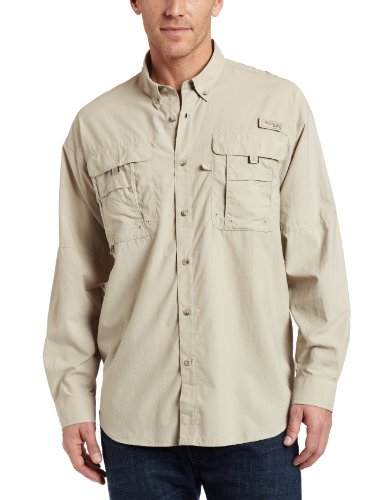 columbia-mens-bahama-ii-long-sleeve-shirt-fossil-medium