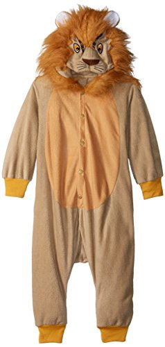 Child's Land Girl Costume (RG Costumes 'Funsies' Lee The Lion, Child Small/Size 4-6)
