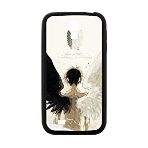 Happy Angel boy Cell Phone Case for Samsung Galaxy S4