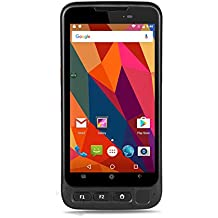 "Kcosit V720 1D 2D Laser Barcode Scanner Android 7.0 4G Lte Handheld Data Collector PDA Terminal Fingerprint Reader IP67 Waterproof Dustproof 5"" 1280x720 MTK6753 Octa Core 2GB RAM 16GB ROM"
