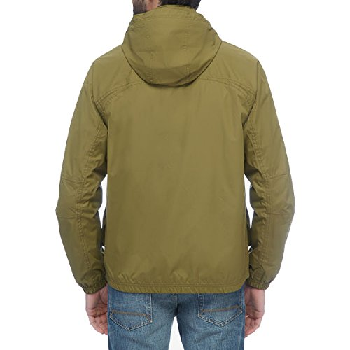 Olive Giacca Hooded Verde Mt Uomo Timberland Franklin tEznX