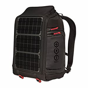 Voltaic Systems - Array USB Solar Backpack with Backup Battery Pack - Charcoal | Powers Laptops, Phones, & More | Solar Charge your Laptop Anywhere