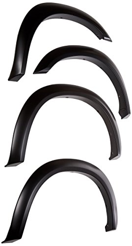 Bushwacker 50918-02 Dodge Extend-A-Fender Flare - Set of 4