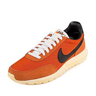 Nike Mens Roshe Dbreak NM Tuscan Rust Orange/Black Fabric Size 8.5