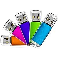 K&ZZ USB Flash Drive 64GB Flash Drive USB 2.0 Memory USB...