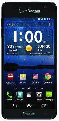 Kyocera Hydro Elite, Black 16GB (Verizon Wireless)