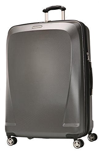 Ricardo Beverly Hills Mar Vista 28-Inch 4 Wheel Expandable Upright, Graphite, One Size