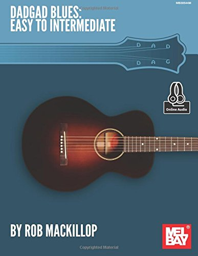 DADGAD Blues: Easy to Intermediate Easy Blues Guitar Solos
