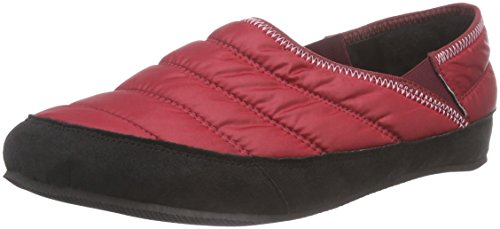 Rohde womens Textile slippers Red