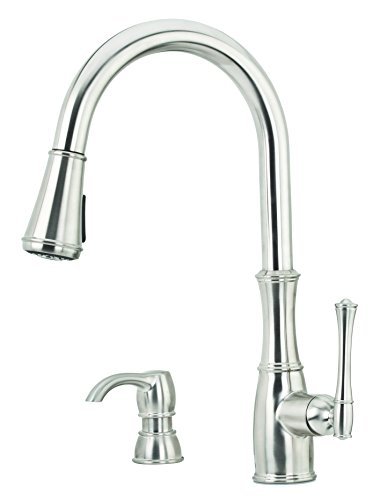 pfister-gt529wh1s-wheaton-single-handle-pull-down-kitchen-faucet-in-stainless-steel-18-gpm
