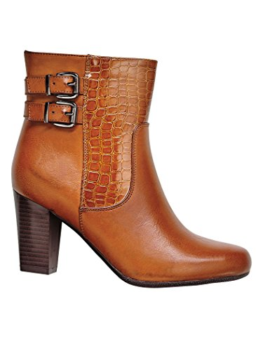 Angelsteps Donna Adulto Angelo Passi Olivia Dress Boots Tan