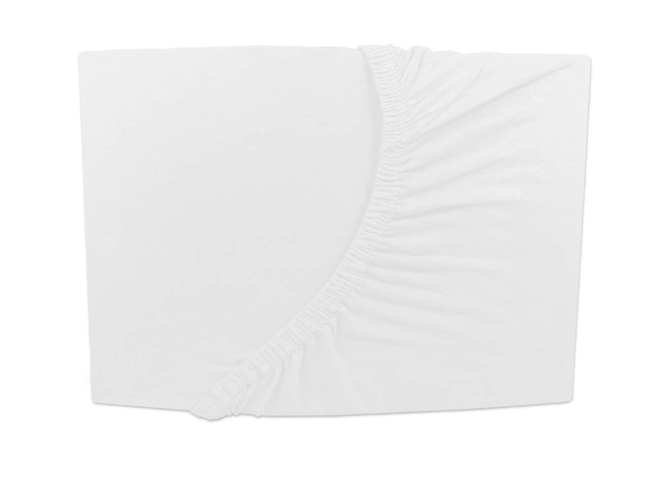 40 x 60 cm 1 Drap-Housse 70 x 140 cm 100 x 135 cm Arle-Living 3 pi/èces Parure de lit pour b/éb/é avec Motif Ourson endormi