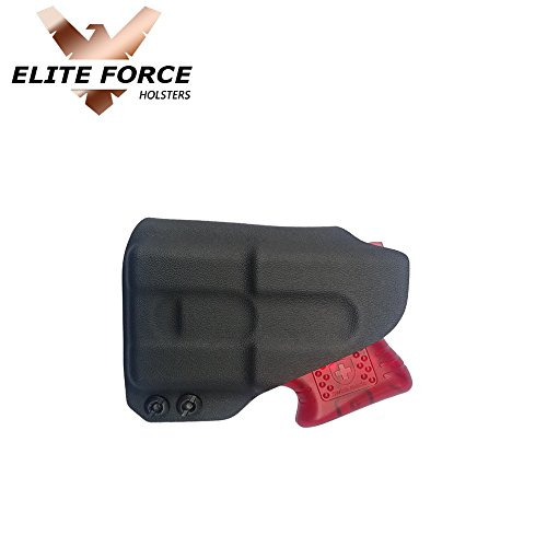 Kimber Pepper Blaster II Kydex IWB Holster w/ Metal Clip ~~Adjustable Cant & Retention~~ by Elite Force Holsters
