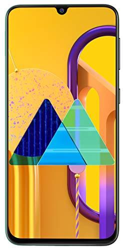 Samsung Galaxy M30s (Quartz Green, 4GB RAM, 64GB Storage)