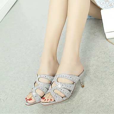 UK4 Comfort CN36 Kitten Evening Party RTRY amp; Customized Slippers amp; EU36 Flip Casual Materials Soles Dress Rhines Women'S Light Flops US6 Heel Summer axfYqgw1xB