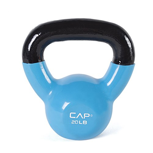 CAP Barbell SDKV2 010 Coated Kettlebell