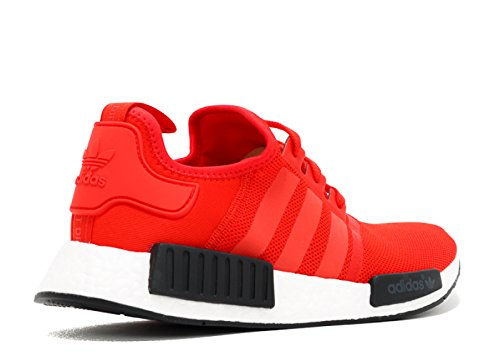Adidas Bb1970 Heren Nmd_r1 Rood / Wit