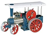 Dampftraktor. blau (D405) Artikelnummer: 405 EAN: 4009807004057