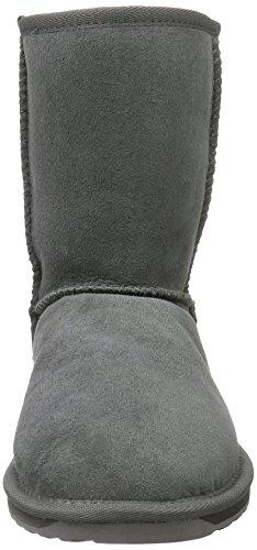Boot High Emu Sheepskin Charcoal Lo Stinger Ankle Women's wTx8qzSf