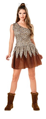 Cave Woman Adult Costume S