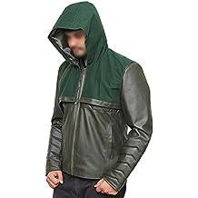 BlingSoul Superhero Costume Leather Jacket Collection