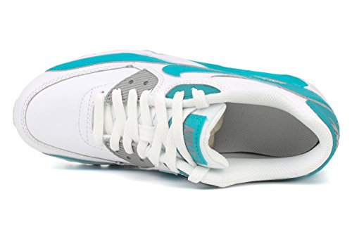 Nike - Zapatillas de running para mujer Wolf Grey / University Blue - Wolf Grey / University Blue