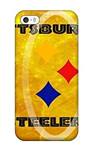 Anti-scratch And Shatterproof Steelers Artistic Sports People Sports Phone Case For iphone 5c/ High Quality pc Case