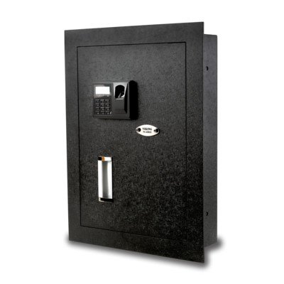 Viking Security Safe VS-52BLX Biometric Fingerprint Hidden Wall Safe