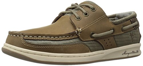 mens margaritaville boat shoes - 6