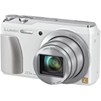 Panasonic DMC-ZS35W 16.1 MP Digital Camera with 3-Inch LCD (White) (Certified Refurbished) Key Pieces Review Image
