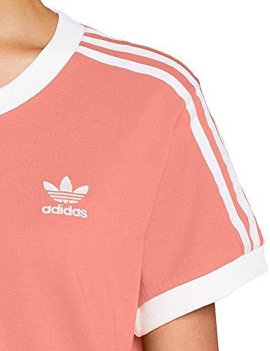 3 Rose T T rostac Adidas Tee Stripes Femme shirt AH7nvaq