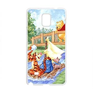 Happy Tiger & Pooh Design Best Seller High Quality Phone Case For Samsung Galacxy Note 4