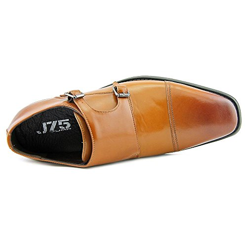 Jump J75 Heren Woodmere 2 Double Monk Slip-on Schoen Tan