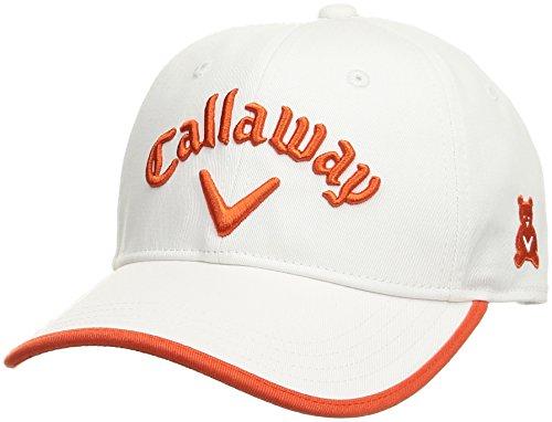 電池有益なディベート(キャロウェイ アパレル) Callaway Apparel [ レディース] 定番 ロゴ入り キャップ (サイズ調整) / 247-8984902 / 帽子 ゴルフ