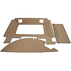 2955HDLR-BS New Tan Headliner for John Deere 2255