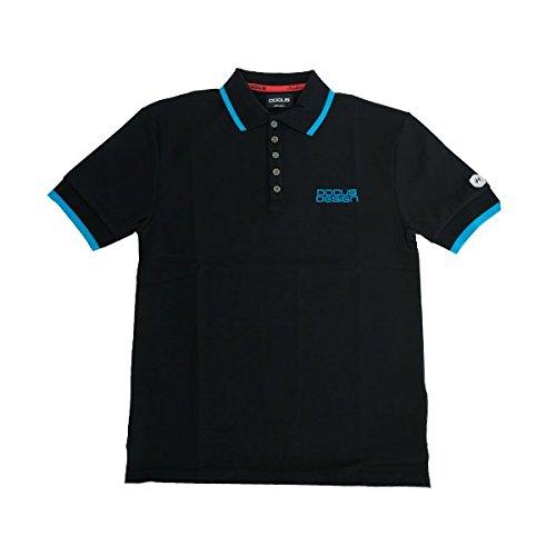 ドゥーカス DOCUS メンズゴルフウェア DDスムースポロシャツ ポロ シャツ DCM18S003