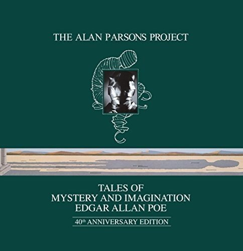 CD : Alan Parsons - Tales Of Mystery & Imagination: 40th Anniversary (Super-High Material CD, Japan - Import, 6 Disc)
