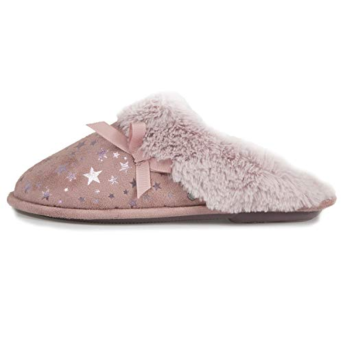Mules Femme Isotoner Isotoner Chaussons Chaussons txww7qSv
