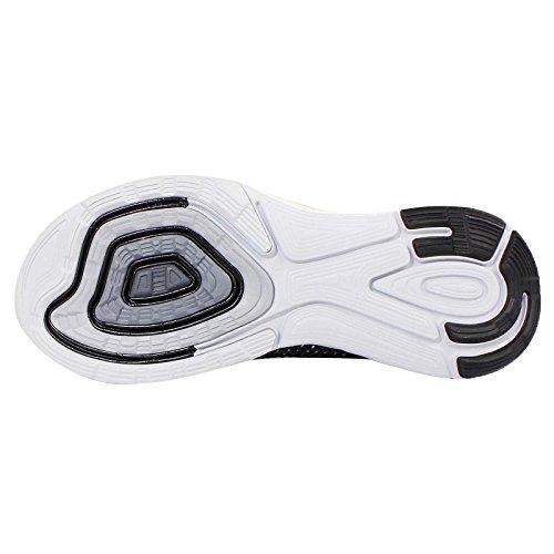 Nike Wmns Lunarglide 7, Zapatillas de Running Unisex Adulto Negro (Black / Summit White-Anthracite)
